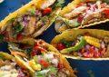 Goûter-dîner du dimanche : les tacos au poulet sauce fromagère