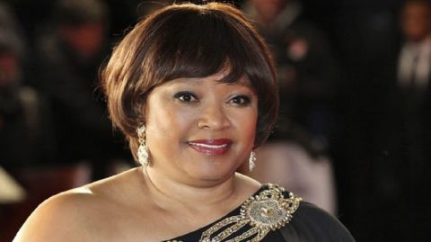 Disparition de Zindzi, la fille de Nelson et Winnie Mandela