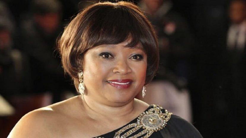 Disparition de Zindzi, la fille de Nelson et Winnie Mandela