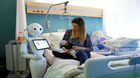 La  quatrième guerre mondiale : humains contre intelligence artificielle