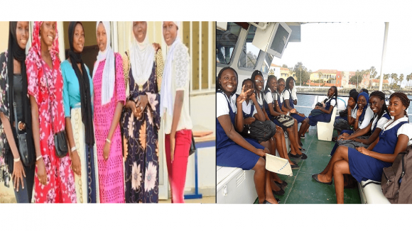 Bac 2020 : de podor à gorée, les filles ont assuré